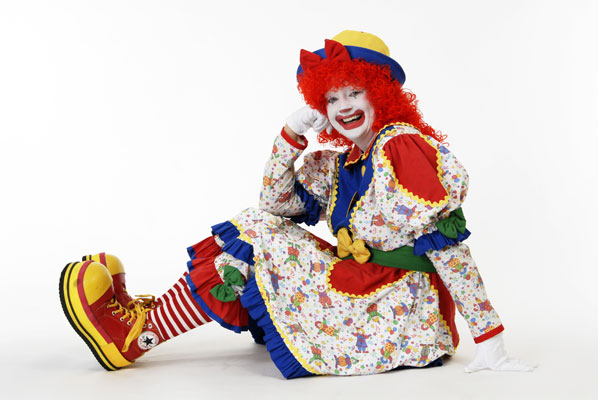 boopsie best clown in dallas